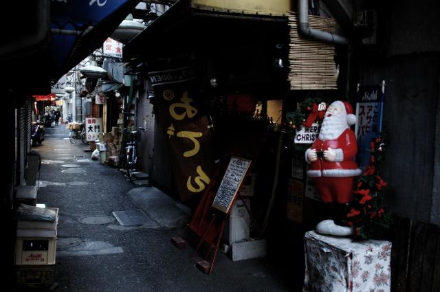 路地裏のメリークリスマス