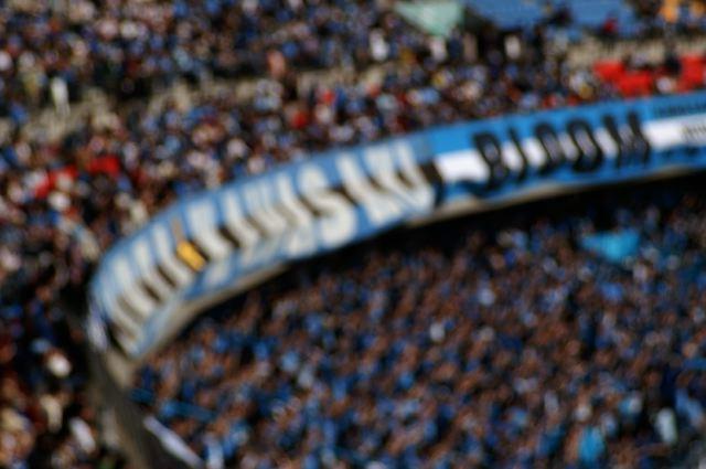 スタジアムの体温1