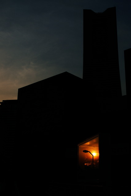 沈黙の夕べ